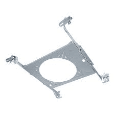 "Halo HL6RSMF 6"" Round and Square Mounting Frame"