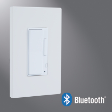 Halo Home HIWAC1BLE40AWH In-wall Accessory Dimmer