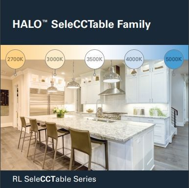 HALO SeleCCTable Family RL & RA