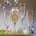 30 Birthday Party Favors Champagne Glass