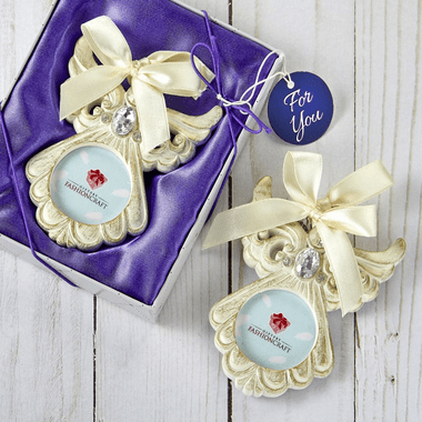 Angel Photo Frame Ornaments