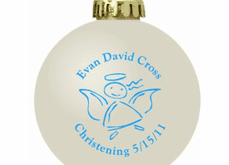 Baptism Ornaments