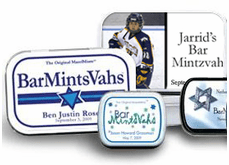 Bar Mitzvah Mint Tins