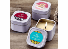 Candle Tins - Available in January