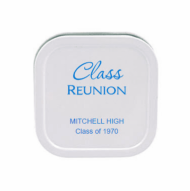 Class Reunion Travel Candles