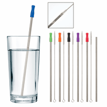 Custom Stainless Steel Straws