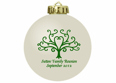 Family Christmas Ornaments