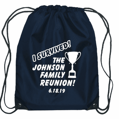 Family Reunion Bags