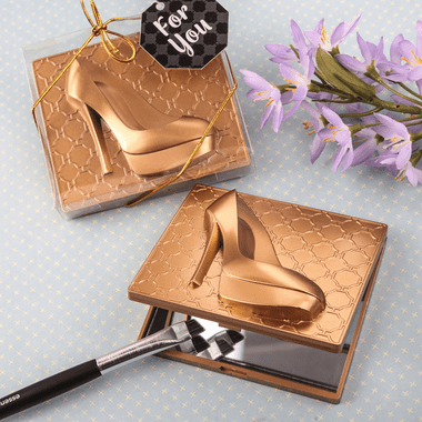 High Heel Party Favors Compacts