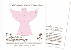 Memorial, Funeral, Remembrance Cards