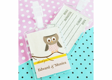 Owl Favors Baby Shower