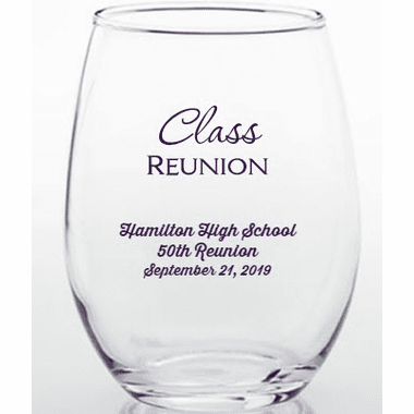 Personalized Class Reunion - 15 ounce