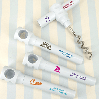 Personalized Travel Pocket Corkscrews