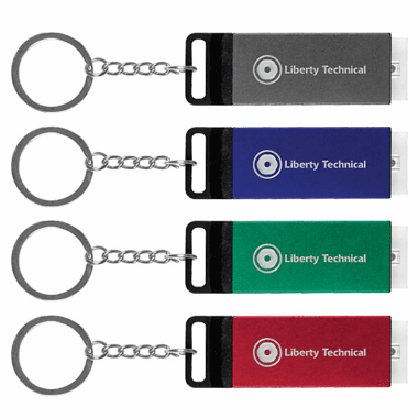 Personalized LED Key Chains