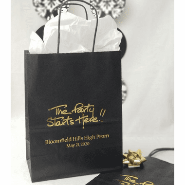 Prom Gift Bags