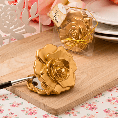 Rose Compact Mirrors
