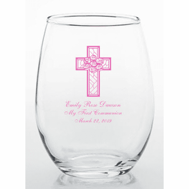 Stemless Glasses - 15 ounce