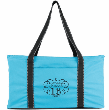 Sweet 16 Wire Tote