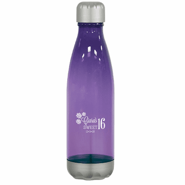 Sweet 16 Tritan Water Bottles