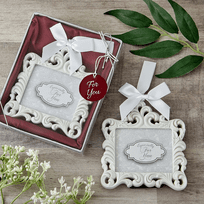 Wedding Ornaments Unpersonalized