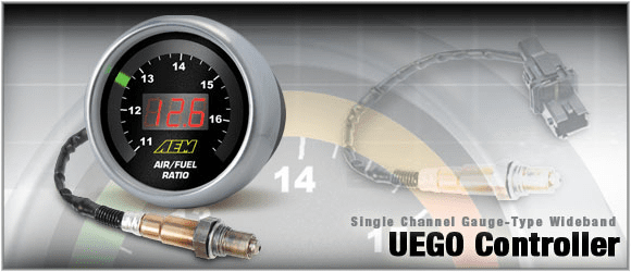 AEM Gauge-Type Wideband UEGO Controller Part # 30-4100