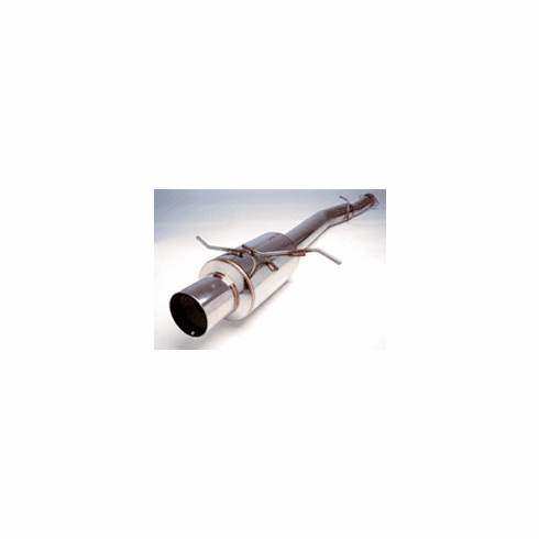 Apexi GT Spec Exhaust System Part # 172-KH12 for the 2002 - 2006 Acura RSX Type S
