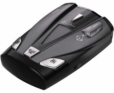 Cobra XRS-9730 - 12 Band Radar/Laser Detector with DigiView Data Display, Voice Alert, Electronic Compass, Smart Power