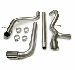 Corsa 3 inch Cat-Back Performance Exhaust System with Dual Rear Exit Part # 14430 for the 2003 - 2006 Neon SRT 4