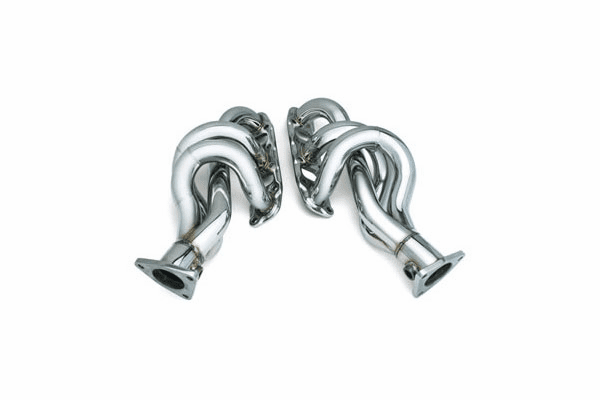 DC Sports Brushed Stainless Steel Headers Part # NHS4201B for the 2003 - 2007 Nissan 350Z and Infiniti G35