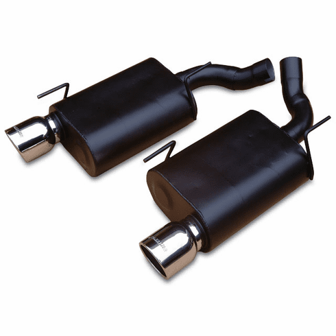 Flowmaster American Thunder Exhaust Part # 17410 for the 2005 - 2007 Mustang GT and GT Convertible