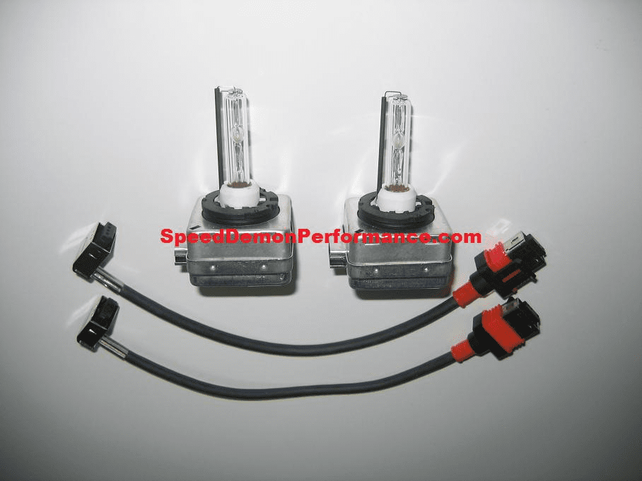 HPX D1S HID replacement bulbs (2 bulbs) Choose your color!