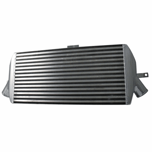 Injen Intercooler Core with end tanks Part # SES1898ICC for the 2003 - 2006 Lancer Evolution