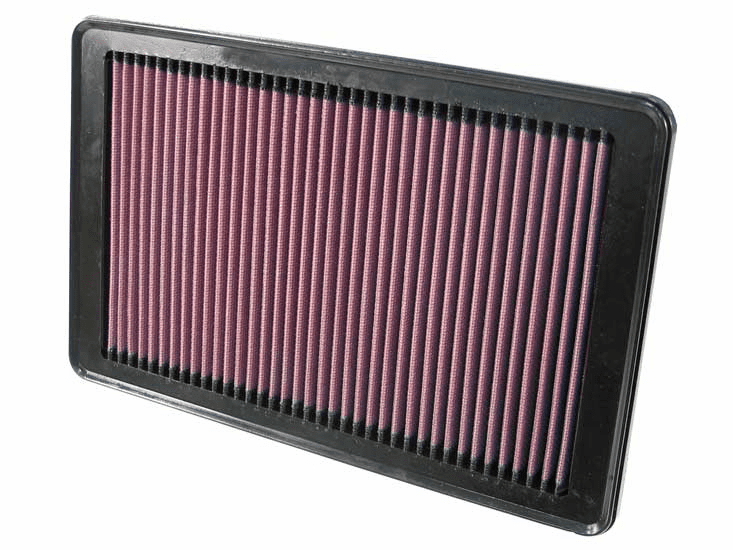 K&N Replacement Air Filter Part # 33-2358 for the 2006 - 2007 Saturn Ion