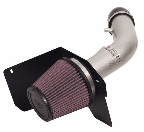 K & N Typhoon Air Intake System Part # 69-4515TS for the 2005 - 2007 Chevrolet Cobalt LS and LT 2.2 liter