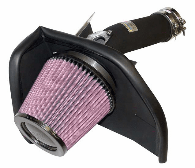 K&N Typhoon Air Intake System Part # 69-8003TFK for the 2005 - 2007 Legacy GT 2.5 Turbo