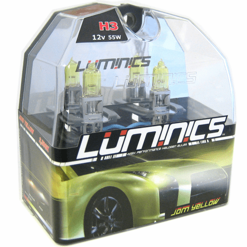 Luminics JDM Yellow 893 Twin Pack Part # LY-893T