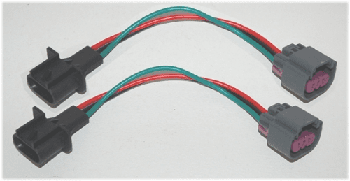 Luminics Plug and Play H13 Wire Harnesses Part # LH-H13