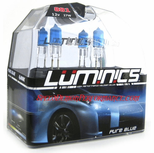 Luminics Pure Blue 881 Twin Pack Part # LB-881T