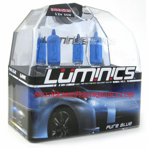 Luminics Pure Blue 9006XS Twin Pack Part # LB-9006XSF