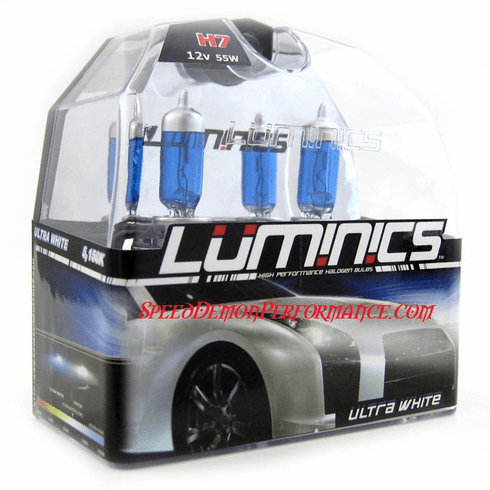 Luminics Ultra White H7 Twin Pack Part # LW-H7F