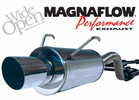 Magnaflow Cat Back Exhaust System for the 1994 - 1999 Acura Integra GSR 2DR Coupe Part # 15652