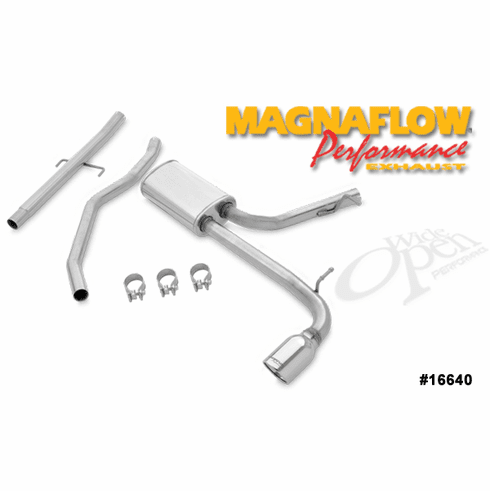 Magnaflow Cat-back Exhaust System for the 2004 - 2007 Scion tC