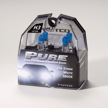 Putco Pure Ion Spark White 9005 Twin Pack Part # 239005SW