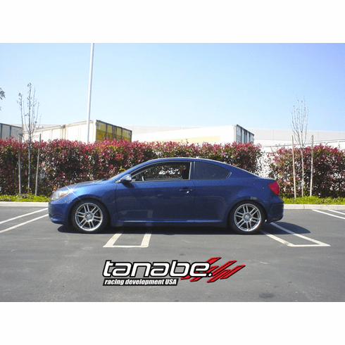 Tanabe Sustec DF210 Lowering Springs Part # TDF106 for the 2005 - 2007 Scion tC