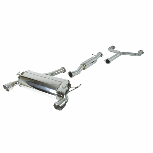 """Vibrant Performance Streetpower 3"""" cat-back exhaust system Part # 1691 for the 2003 - 2006 Nissan 350Z"""