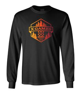 "X Games Aspen 2019 | ""Forest Shield"" Long Sleeve T"