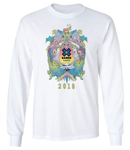 "X Games Aspen 2019 | ""Poster"" Long Sleeve T"