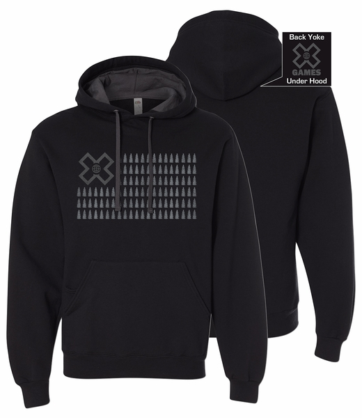 "X GAMES MINNEAPOLIS 2018 | ""FLAG X"" HOODIE"