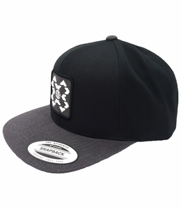 "X GAMES MINNEAPOLIS 2018 | ""THE CHUNK"" CAP (Blk/Gry)"