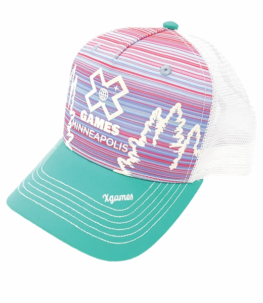 "X GAMES MINNEAPOLIS 2018 | ""THE PISTIL '18"" CAP"